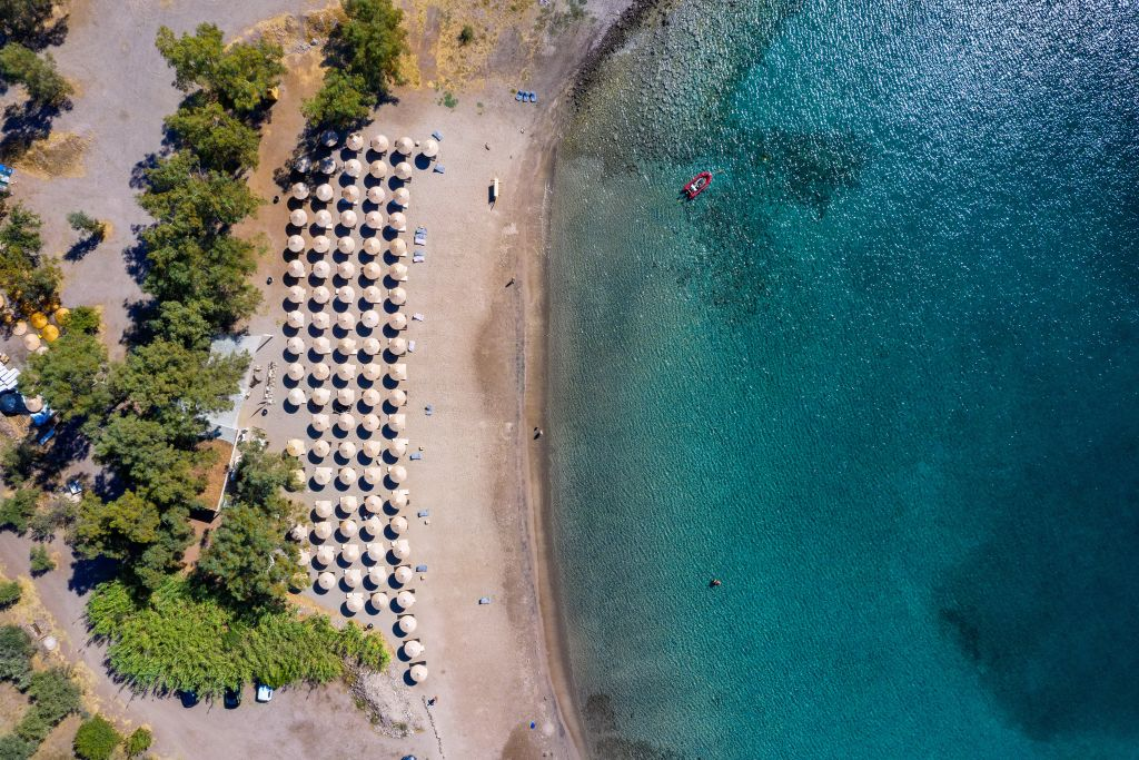 Beautiful Beaches of Aegina